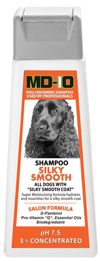 Shampoing MD10 Silky Smooth