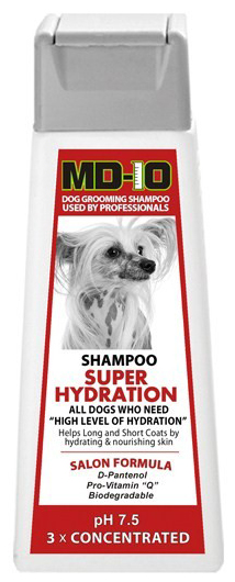 Shampoing MD10 Super Hydration