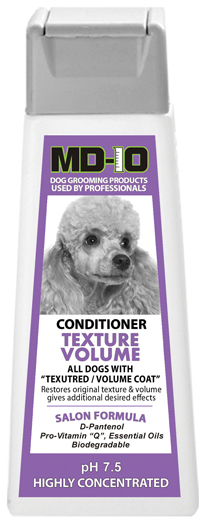 Conditionneur MD10 Texture Volume