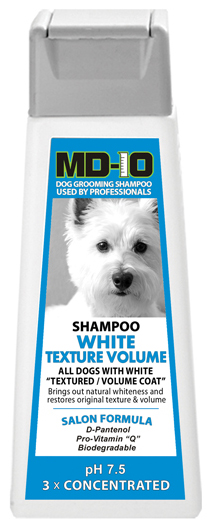Shampoing MD-10 White Texture