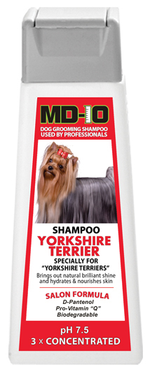 Shampoing MD-10 Yorkshire