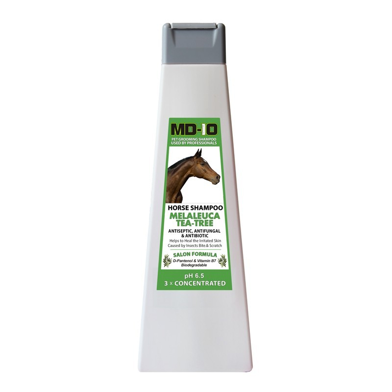"SHAMPOING CHEVAL MELALEUCA ""TEA TREE"""